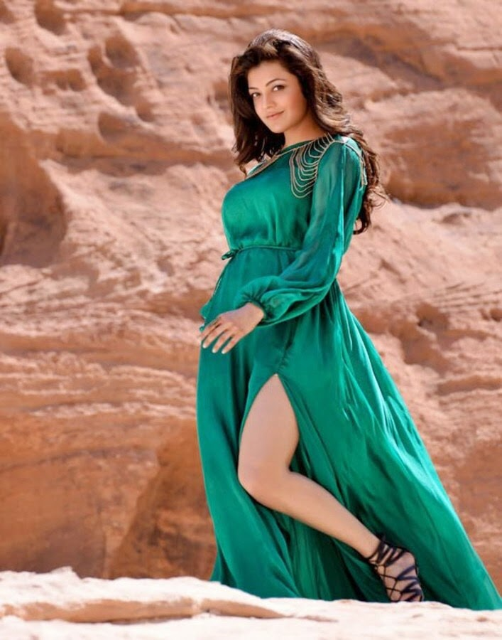 Kajal Aggarwal Thighs Pictures