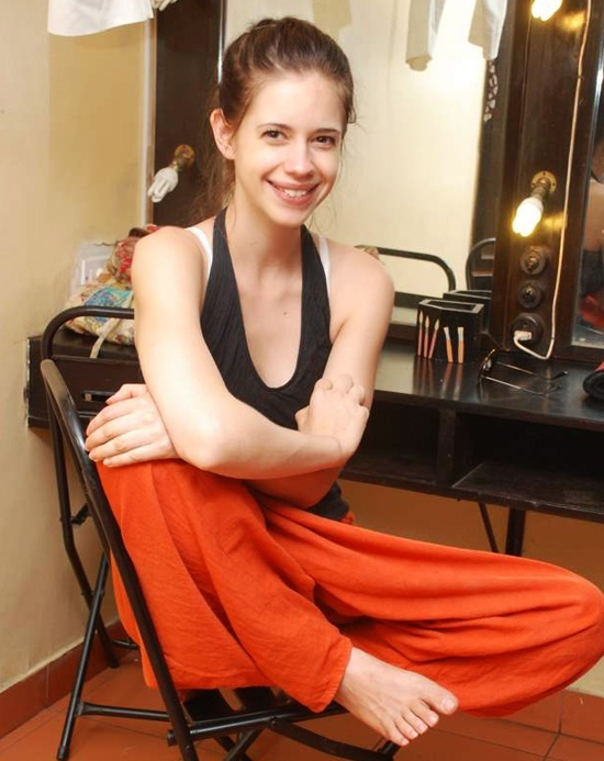 Kalki Koechlin Braless Photos