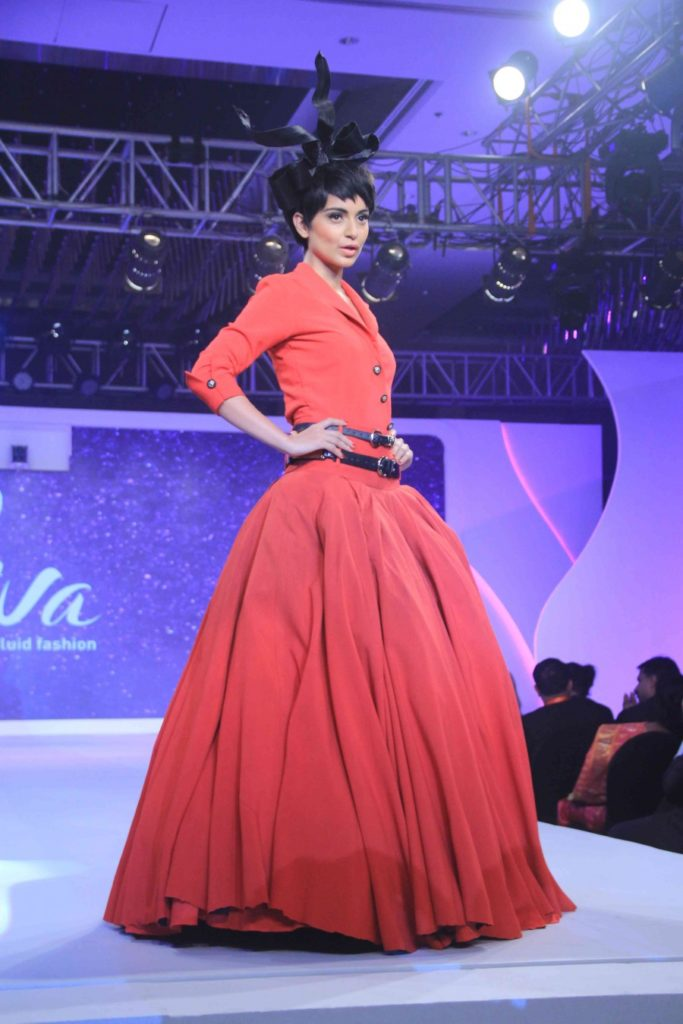 Kangana Ranaut Gown Pictures