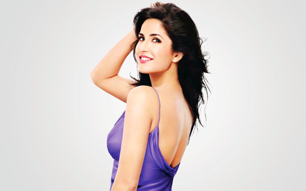 Katrina Kaif Backless Pictures