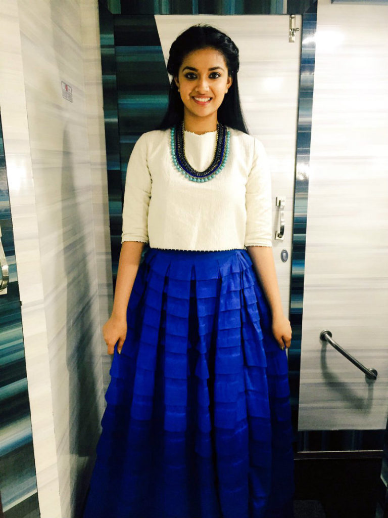 Keerthy Suresh Sexy Pictures