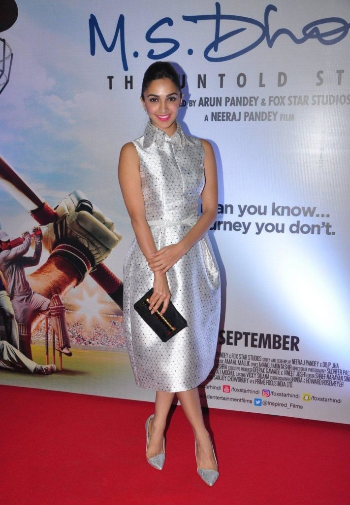 Kiara Advani High Heels Images