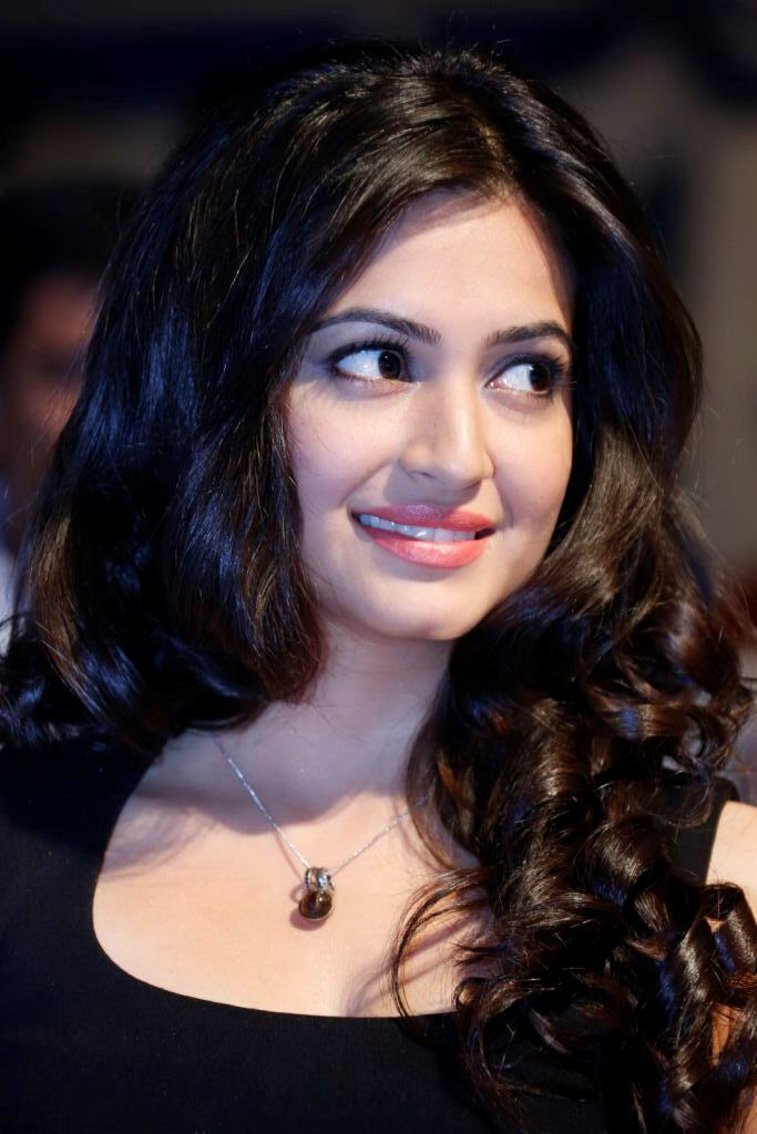 Kriti Kharbanda Makeup Images