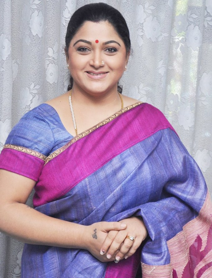 Kushboo Makeup Images