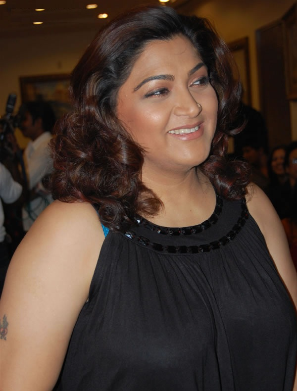 Kushboo Muscles Images