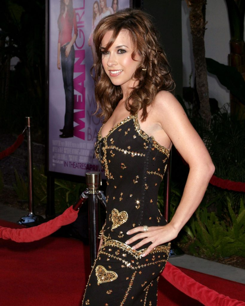 Lacey Chabert Swimsuit Photos