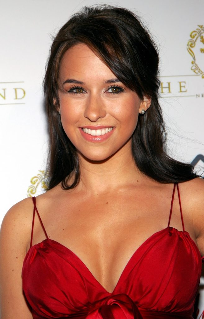 Lacey Chabert Tattoos Photos