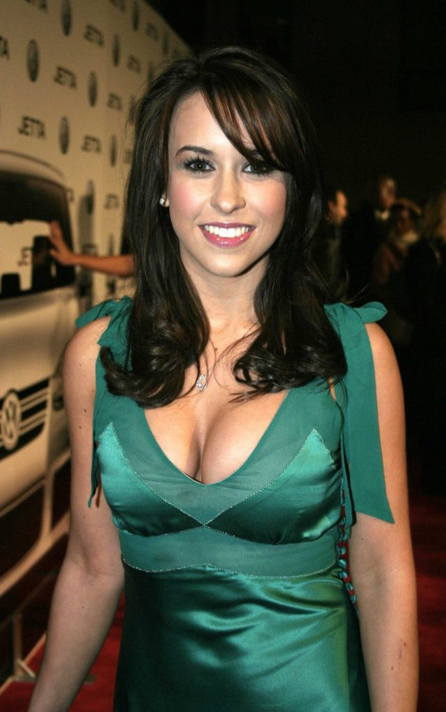 Lacey Chabert Workout Wallpapers