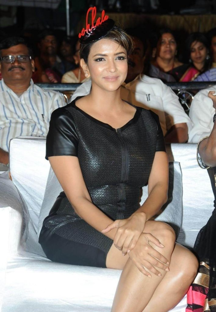 Lakshmi Manchu Thighs Photos