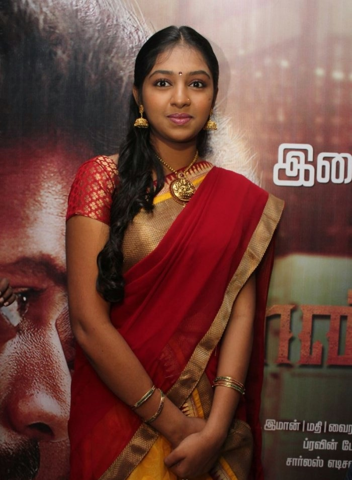 Lakshmi Menon Saree Photos
