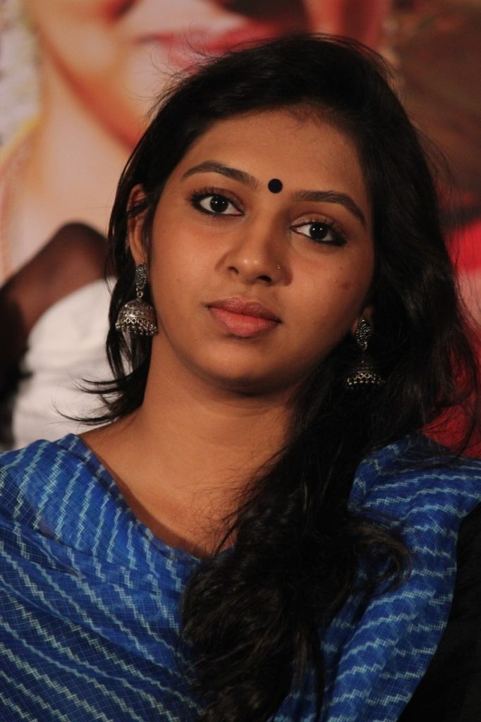 Lakshmi Menon Sexy Eyes Images