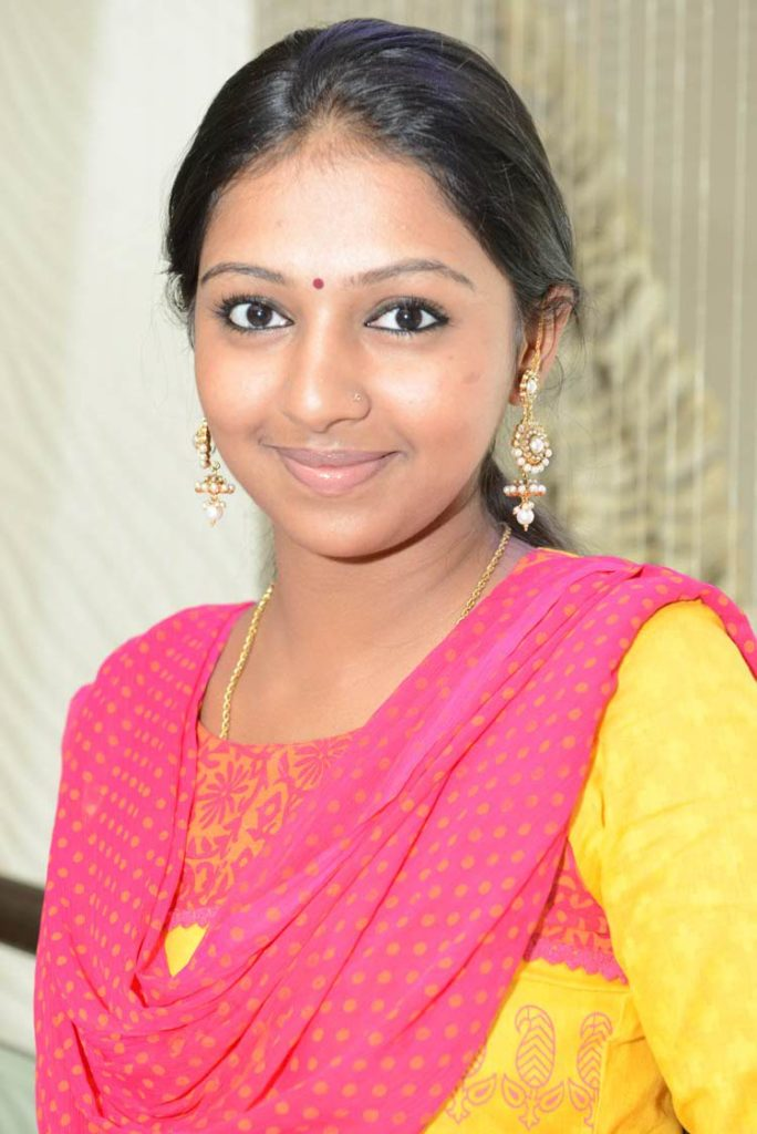 Lakshmi Menon Smile Photos