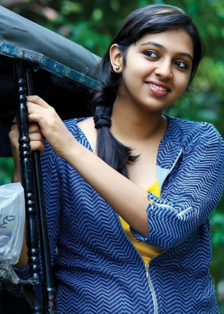 Lakshmi Menon Smile Wallpapers