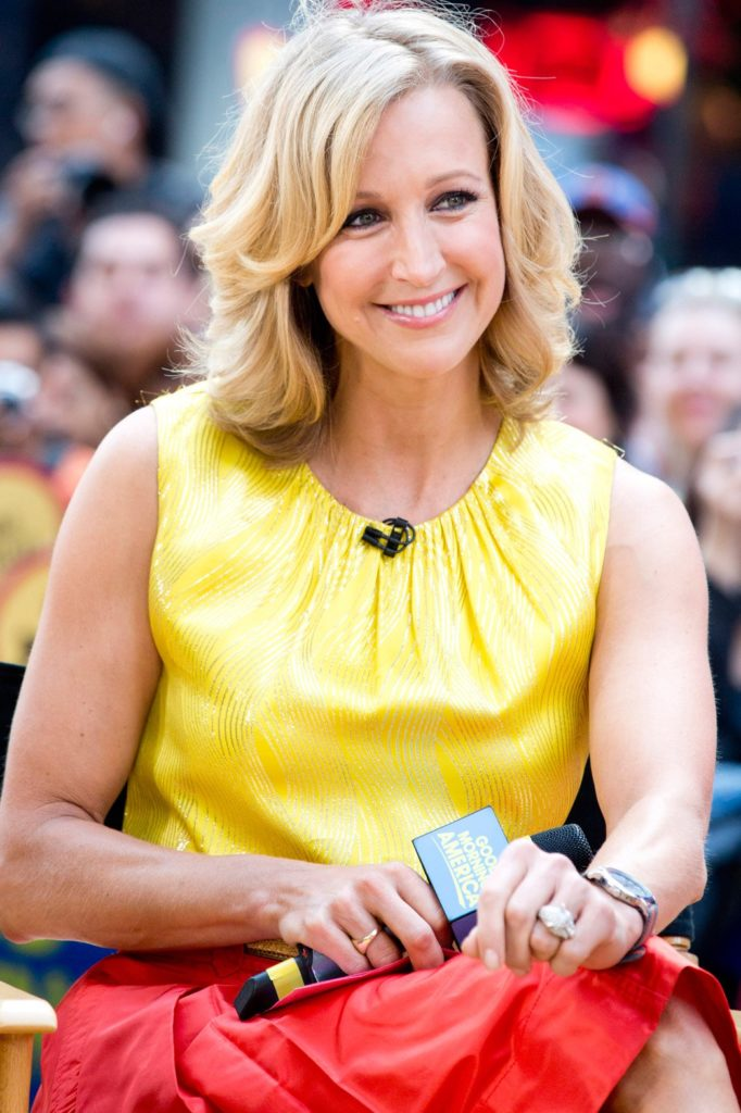 Lara Spencer Smile Images