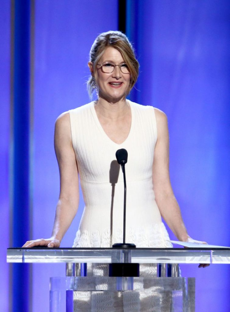 Laura Dern Gown Images