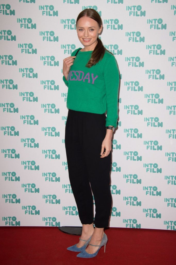 Laura Haddock Jeans Images