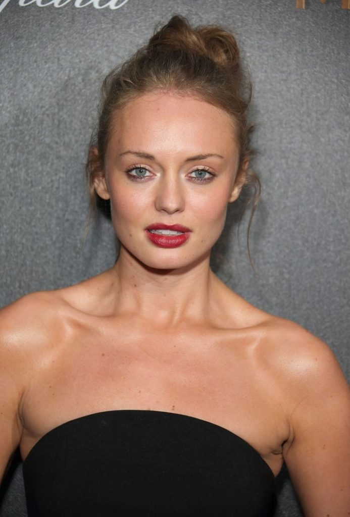 Laura Haddock Makeup Photos