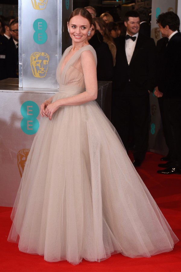 Laura Haddock Red Carpet Pics