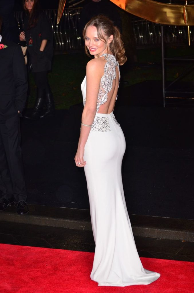 Laura Haddock Sexy Butt Images