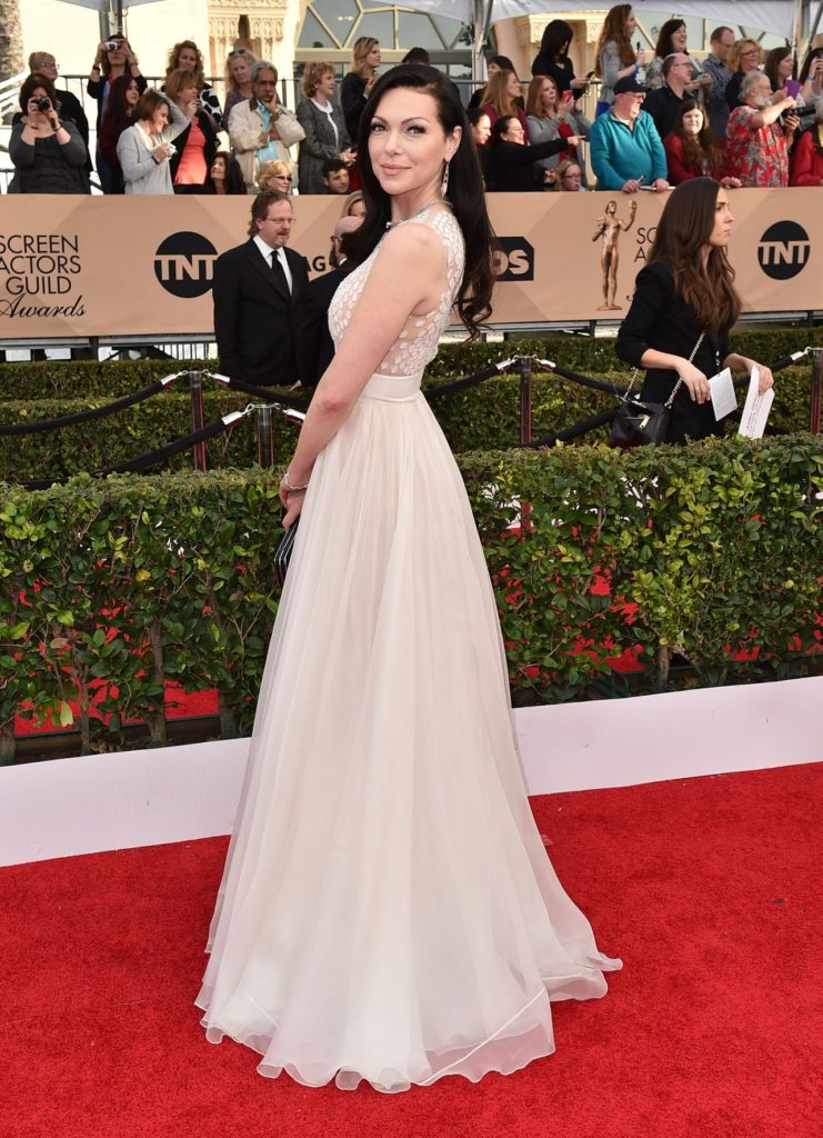 Laura Prepon Gown Images