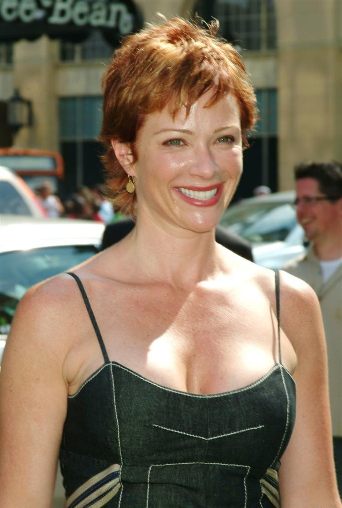 Lauren Holly Muscles Images
