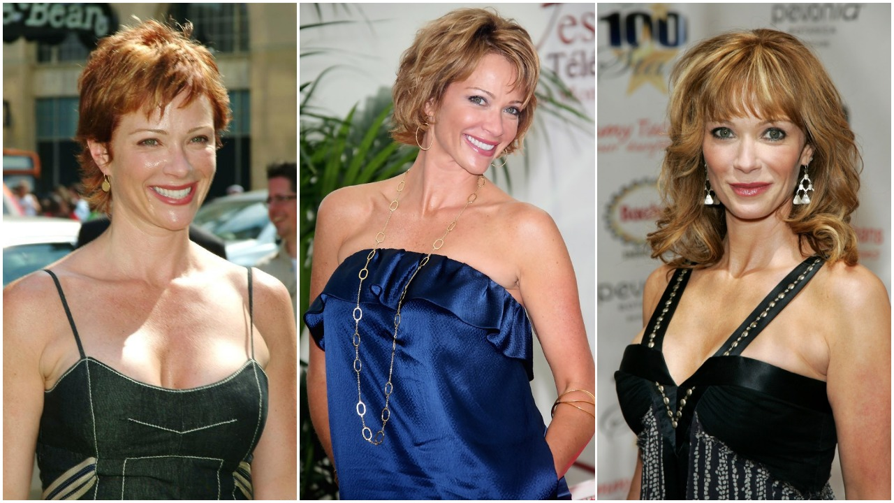 Lauren Holly Hot Bikini Pictures – Sexy Maxine Stewart Of Picket Fences