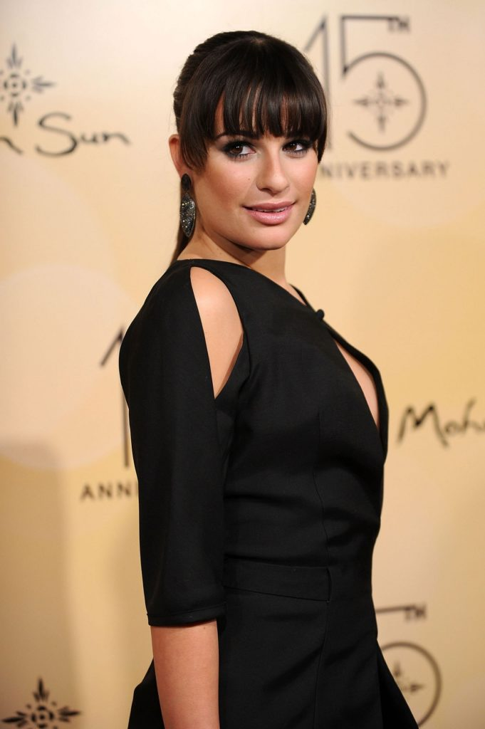 Lea Michele Body Images