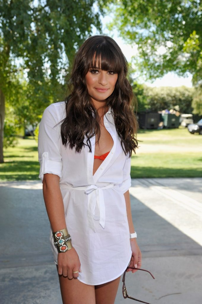 Lea Michele Images Gallery