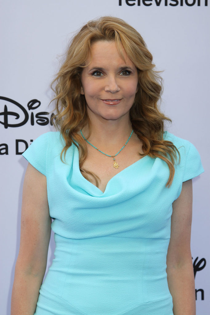Lea Thompson Body Images