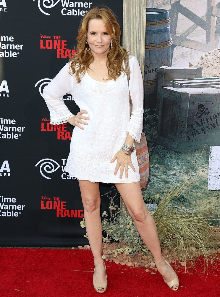 Lea Thompson Hot Images