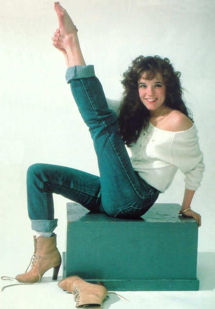 Lea Thompson Jeans Pictures