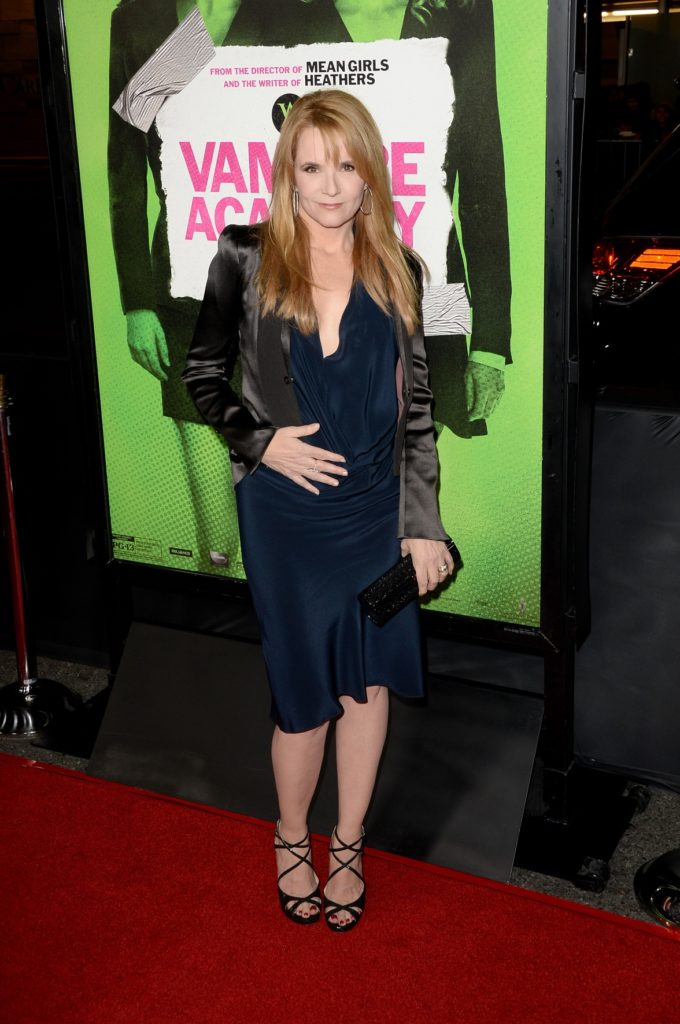 Lea Thompson Legs Images