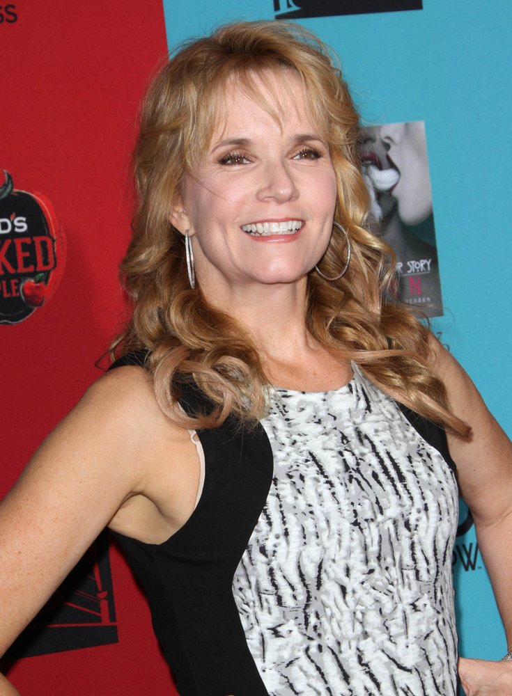 Lea Thompson Smile Images