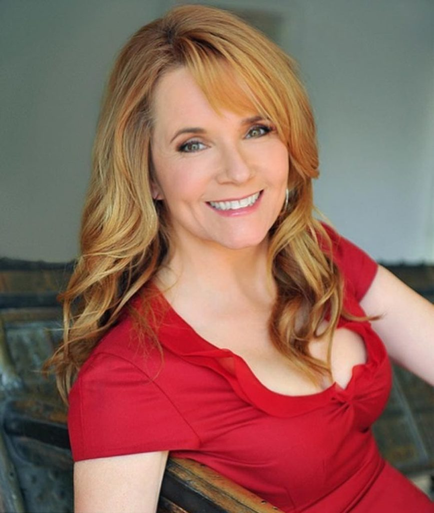 Lea Thompson Topless Images