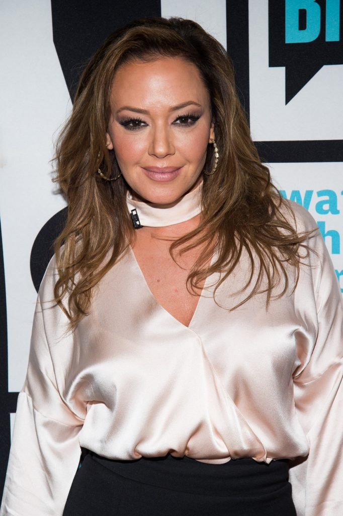 Leah Remini Sexy Eyes Images