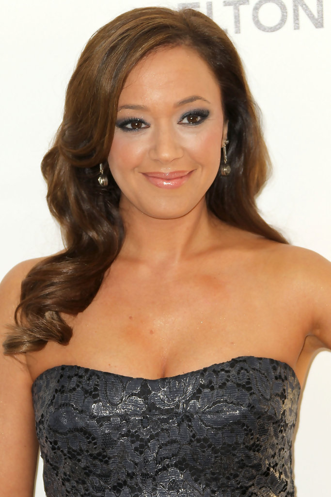 Leah Remini Without Bra Images