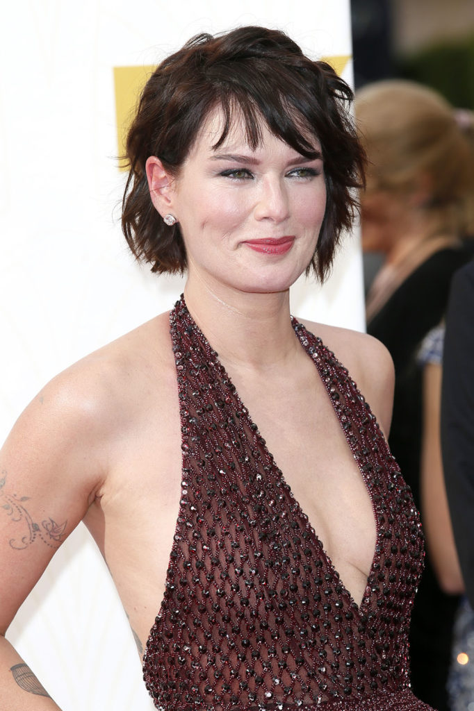 Lena Headey Boobs Photos