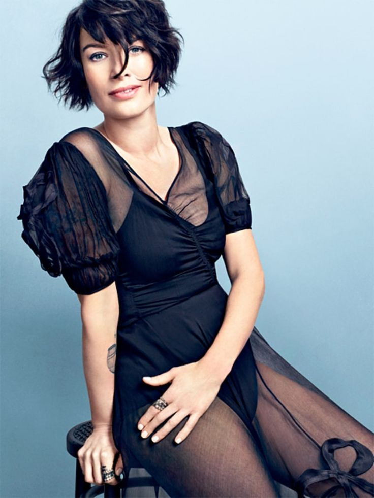 Lena Headey Swimsuit Images