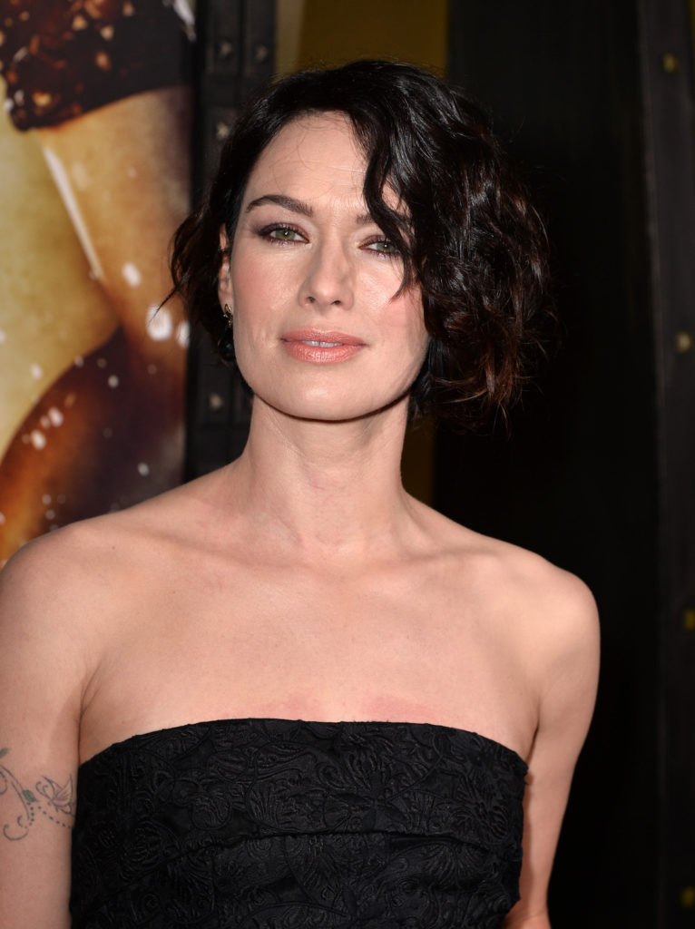 Lena Headey Topless Photos