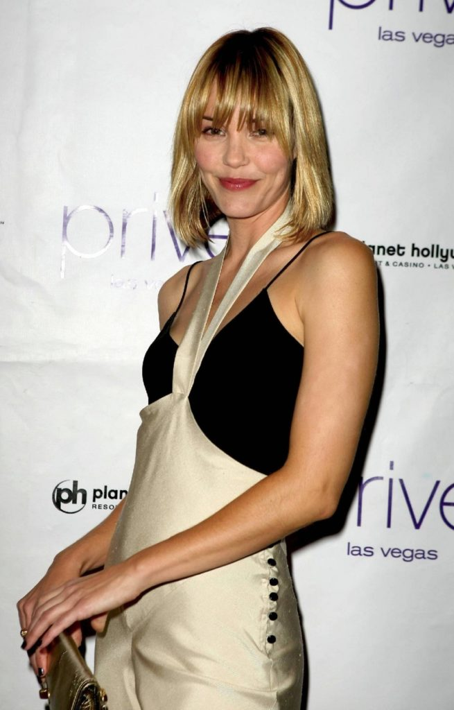 Leslie Bibb Short Hair Wallpapers