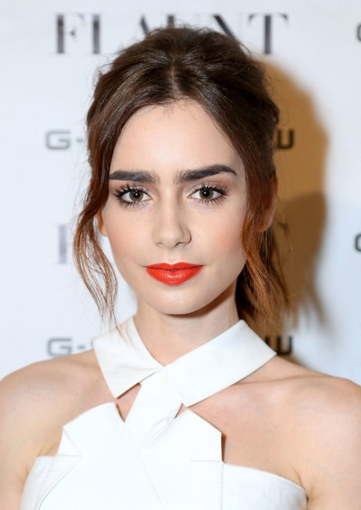 Lily Collins Hot Sexy Images