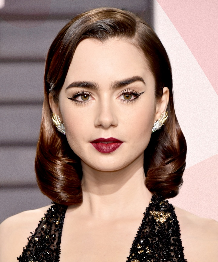 Lily Collins Pics Gallery