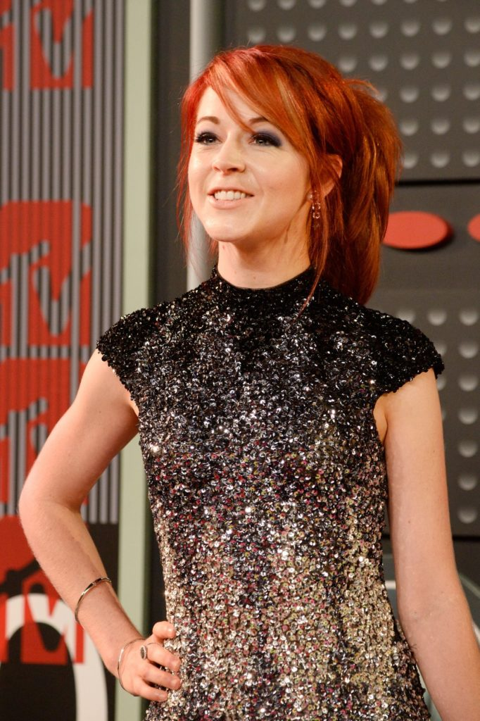Lindsey Stirling Hair Style Images