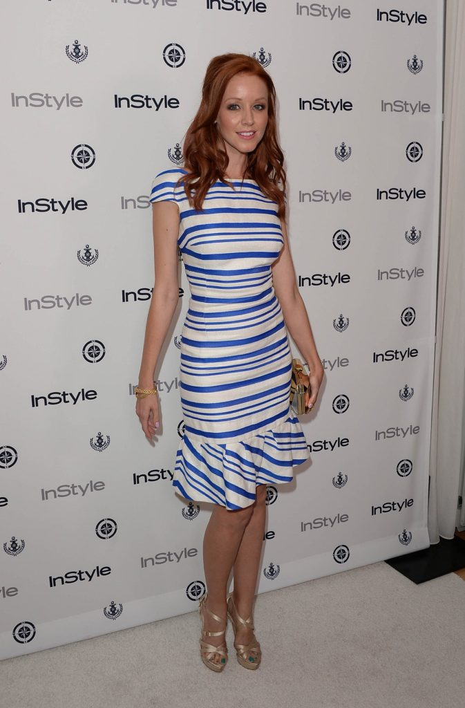 Lindy Booth Bold Images