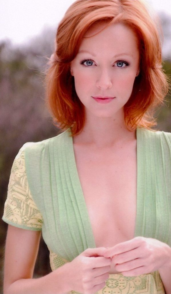 Lindy Booth Topless Images
