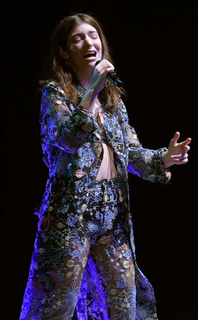 Lorde Undergarments Images