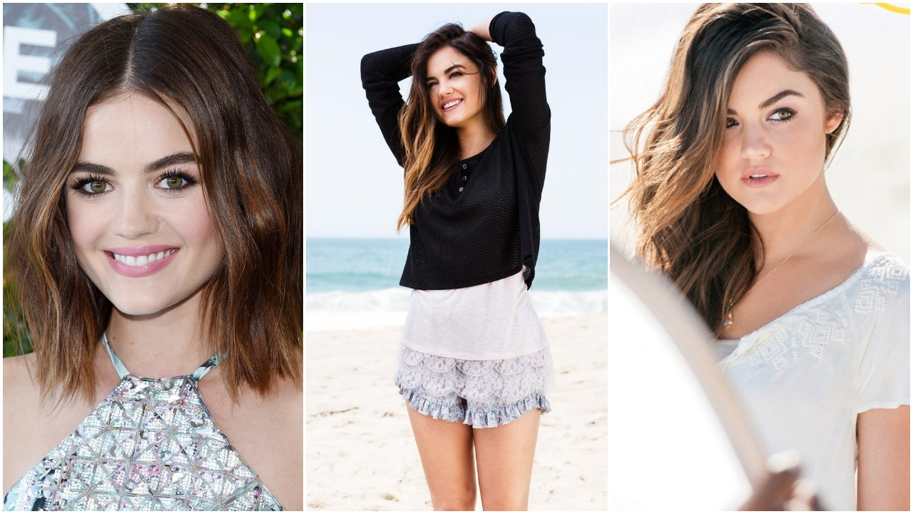 Lucy Hale Hot Pictures Are Here Bring Back The Joy In Your Life