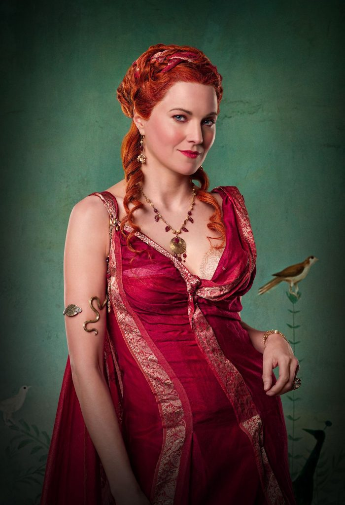 Lucy Lawless Body Wallpapers