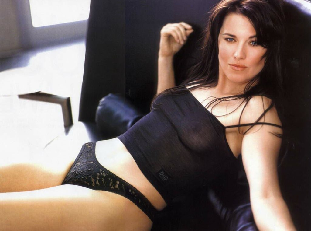 Lucy Lawless Bra Panty Pictures