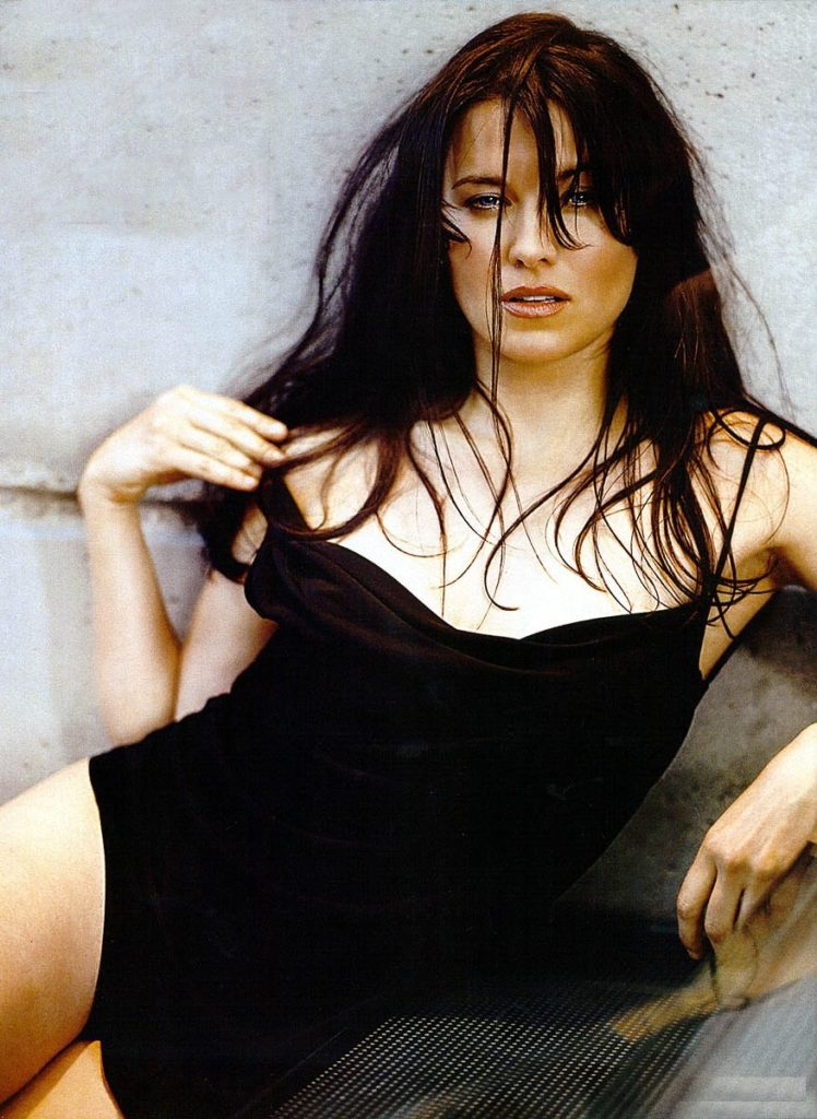 Lucy Lawless Swimsuit Images